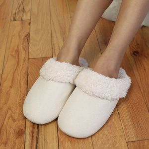 Shoes - Suede Slippers